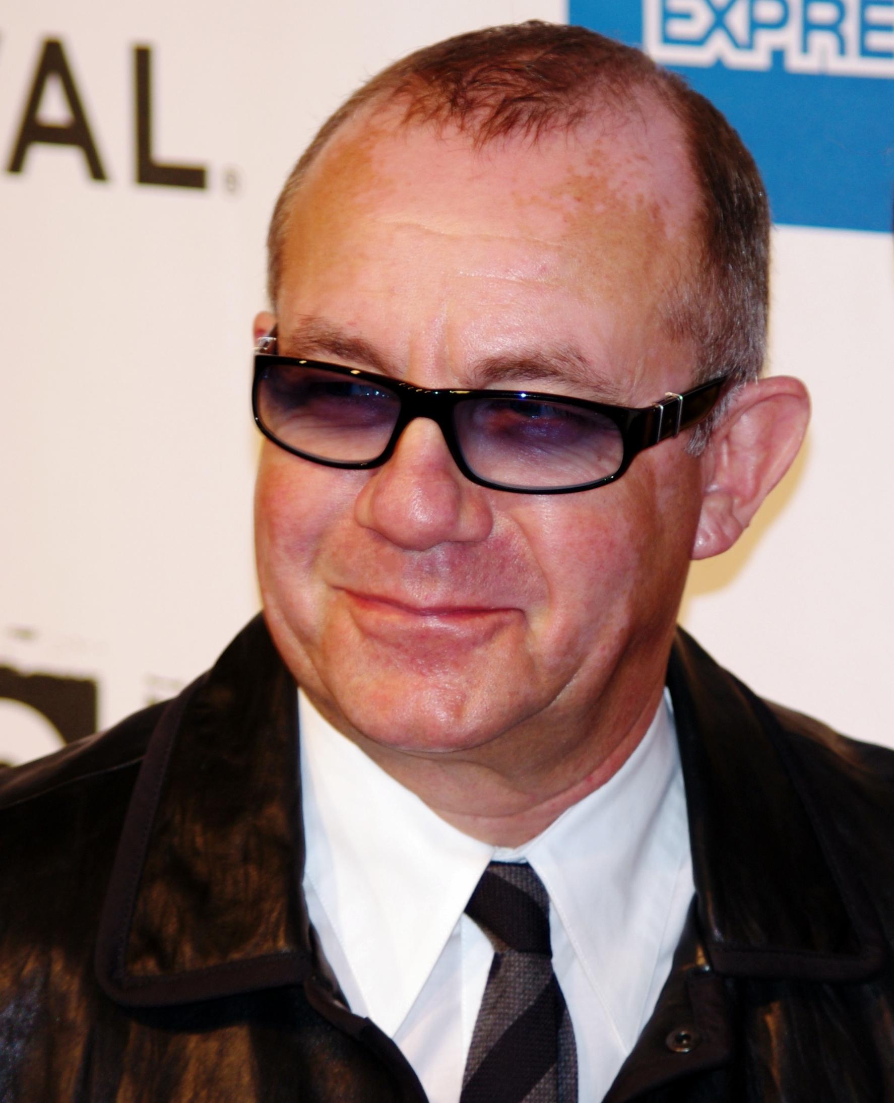 Bernie Taupin asistiendo a la ''prèmiere'' de ''The Union'' en el festival de cine de Tribeca de 2011.