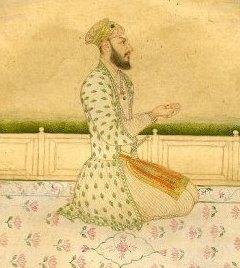 Bidar Bakht Shahzada of the Mughal Empire