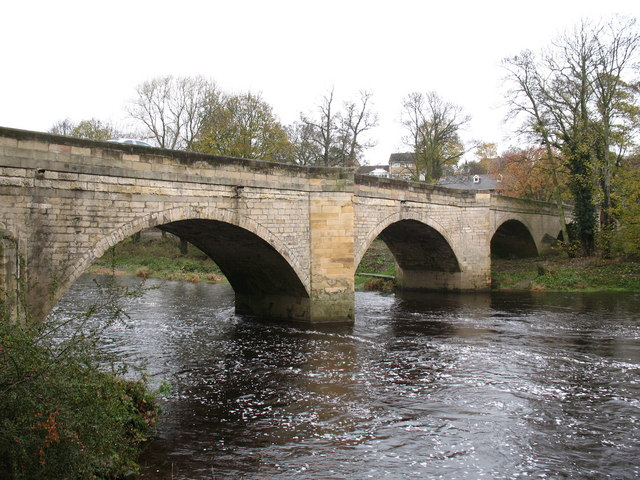 Thorp Arch Bridge