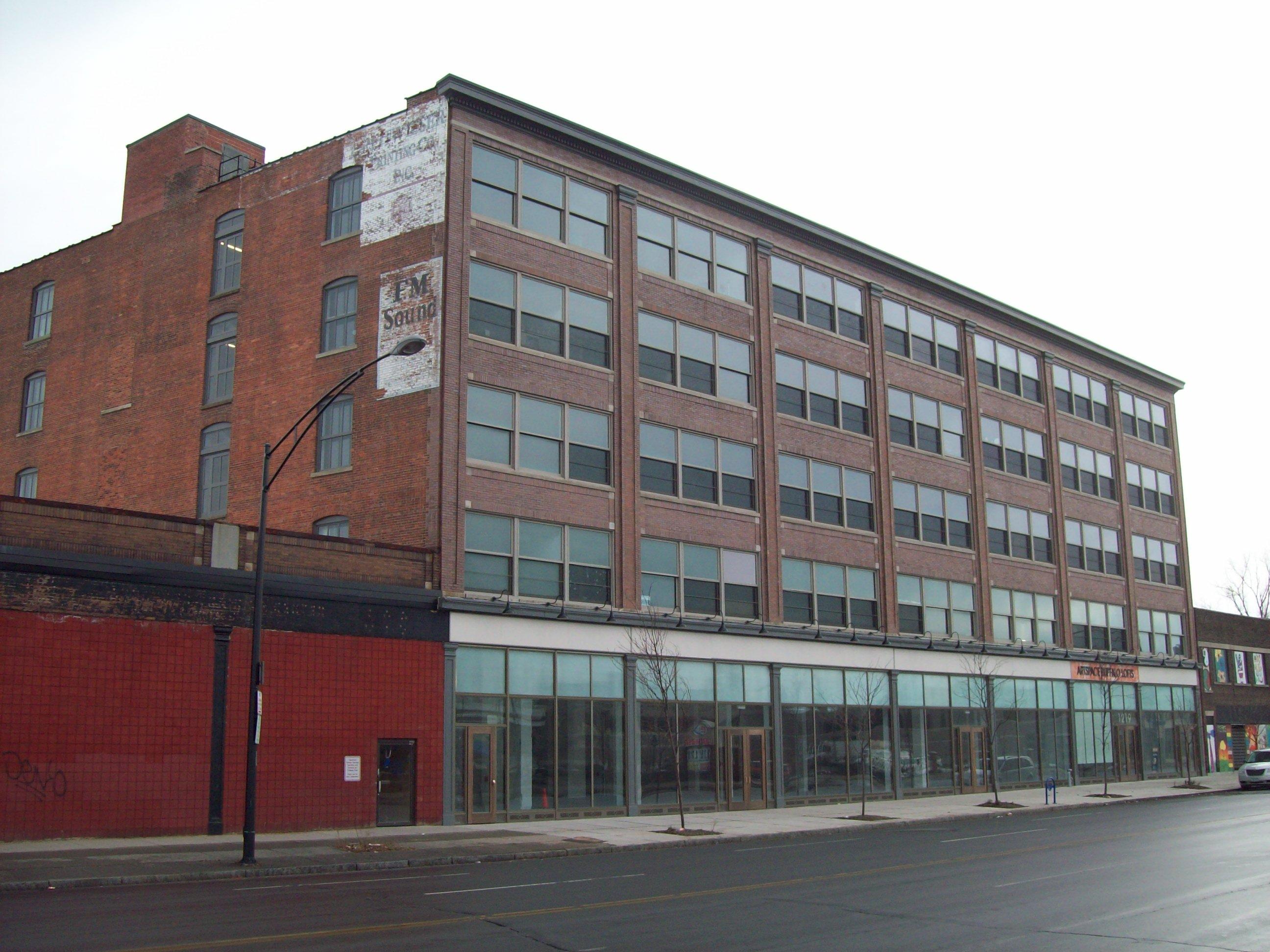 Company Building Dec 09