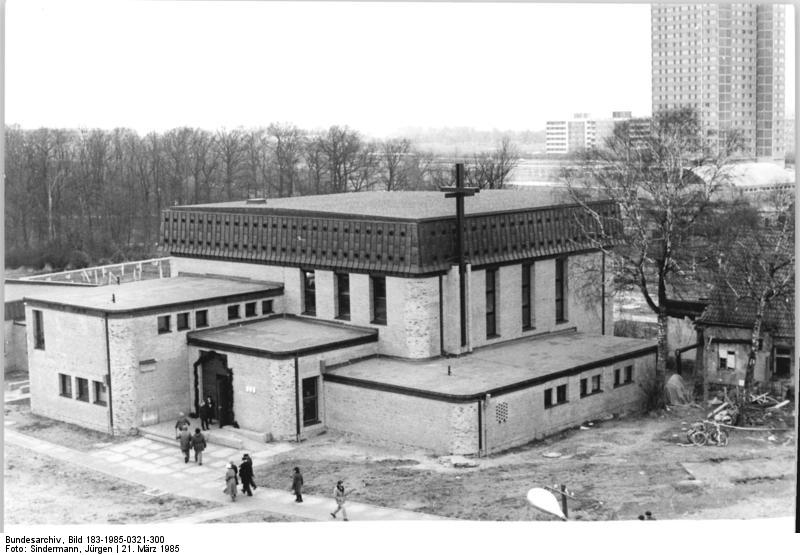 Thomas Morus Kirche Rostock
