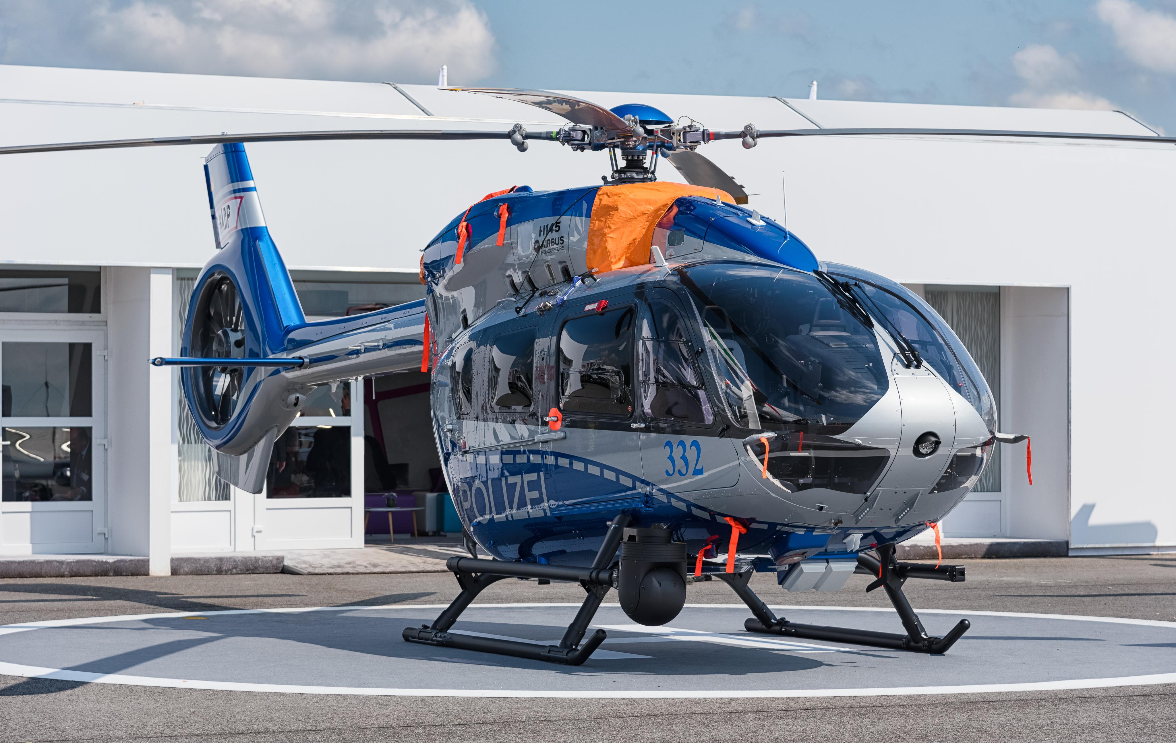 File Bundespolizei Eurocopter H145 T2 D Hadp Ila Berlin
