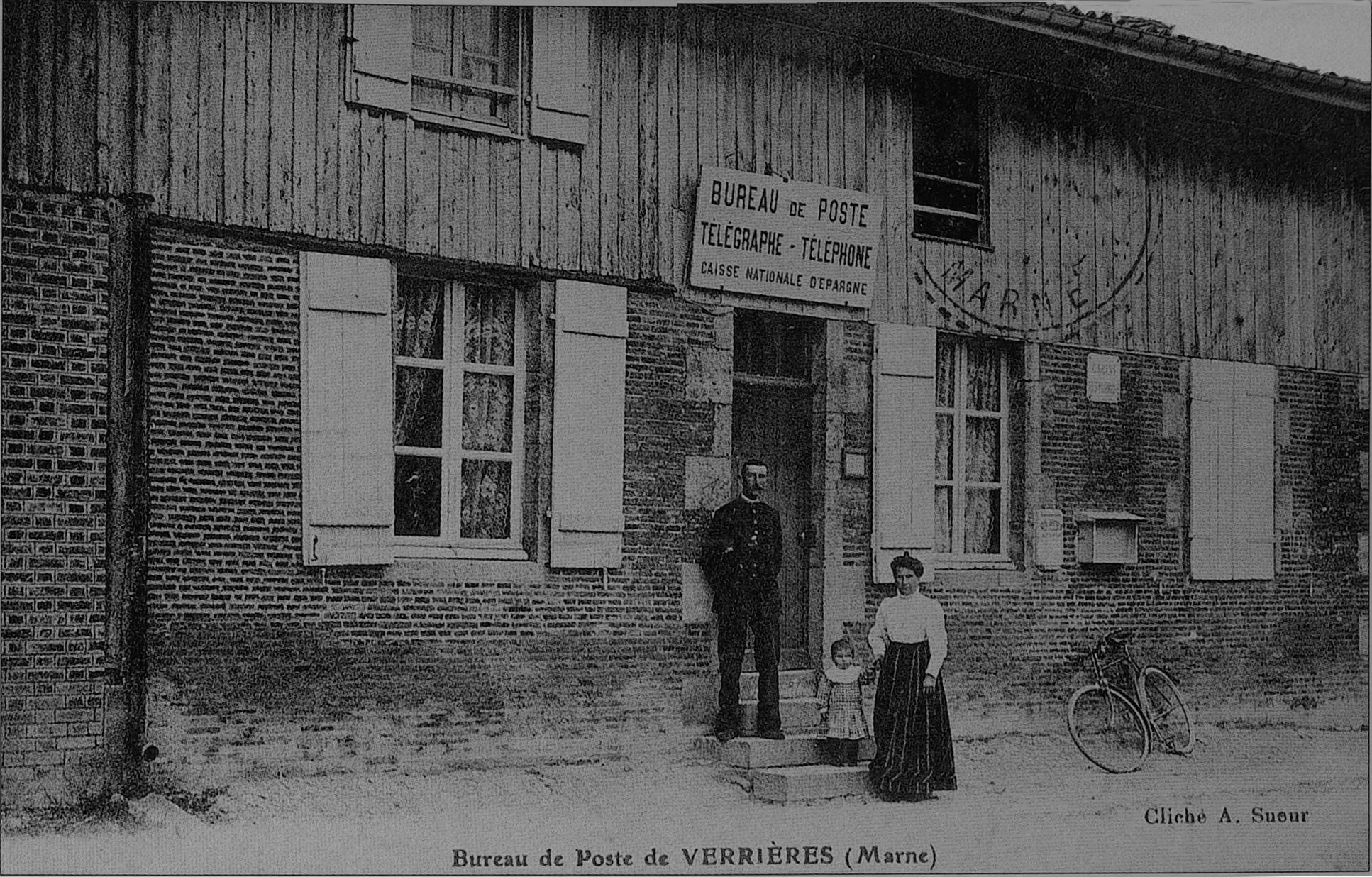 Verrières, Marne