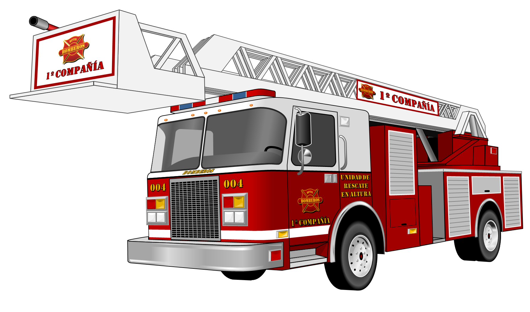 Firemen coloring pages  Coloringcrewcom