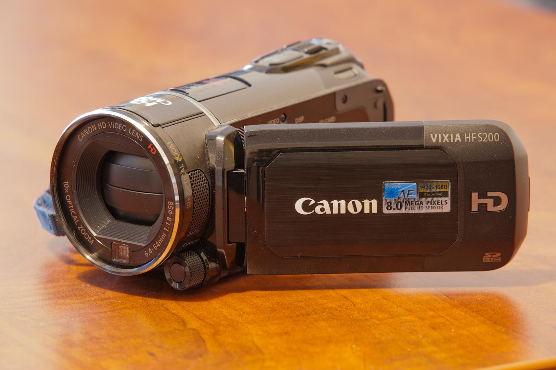 Canon VIXIA HF S200 Drivers for Windows