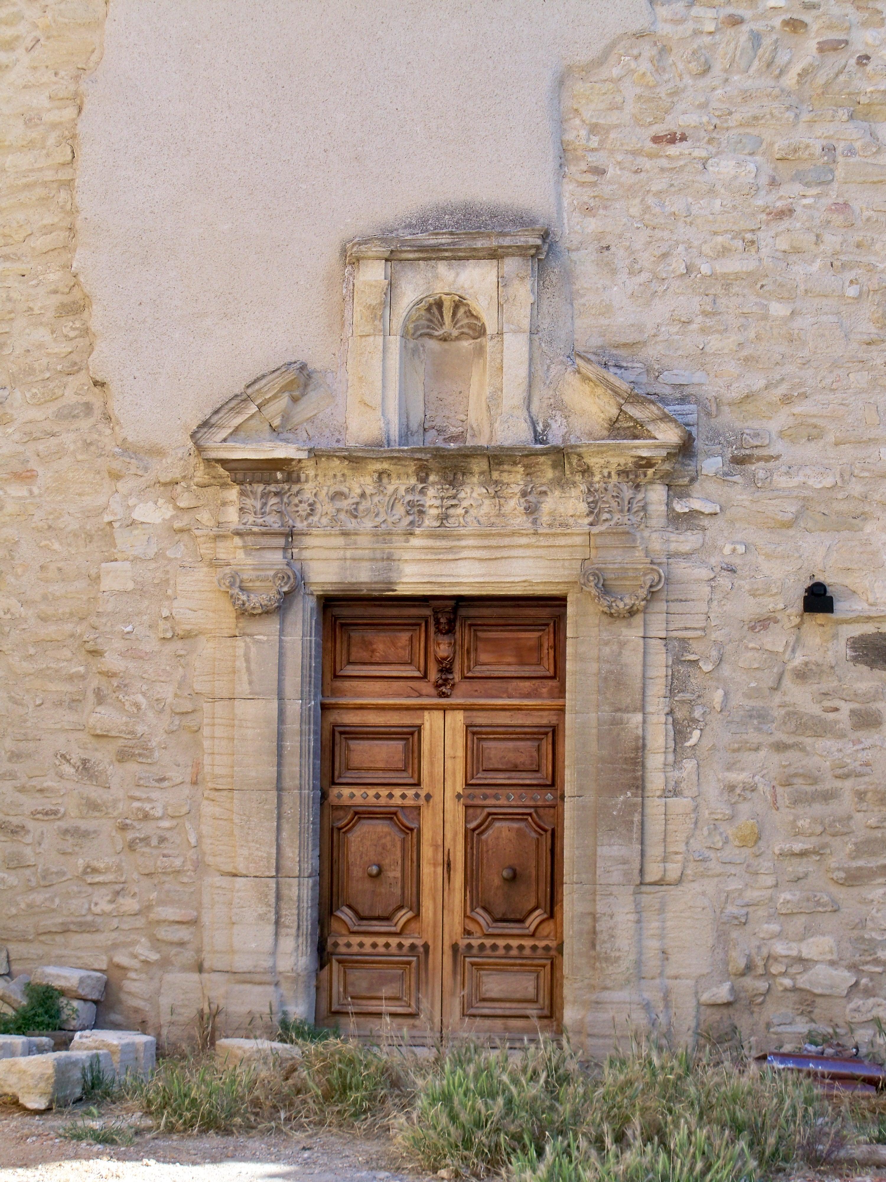 File caromb porte du couvent des - Mise a la porte du couvent ...