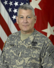 Major General Carter F. Ham, US Army, Commandi...