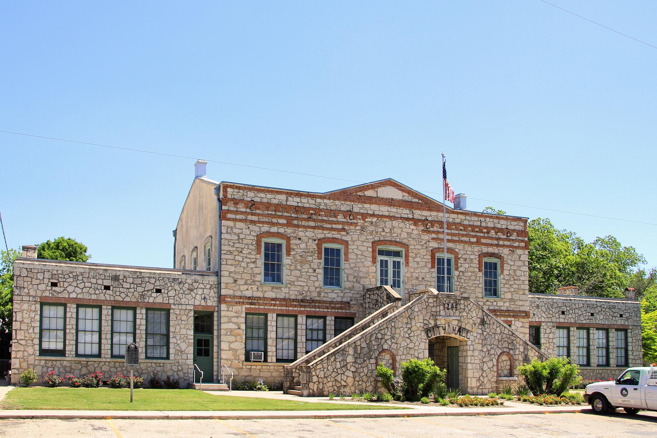 City Hall Castroville Tx