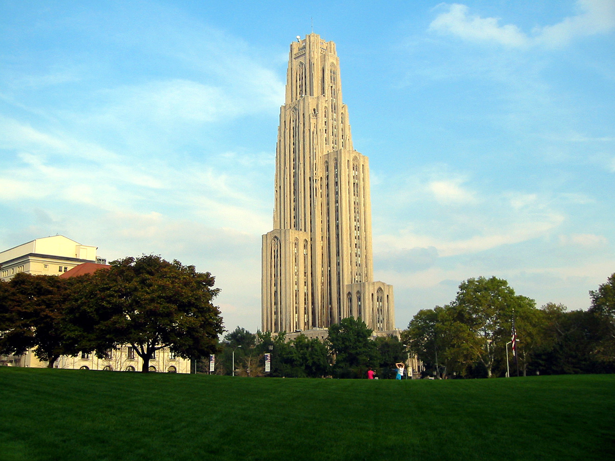 Universidad de Pittsburgh - Wikipedia, la enciclopedia libre