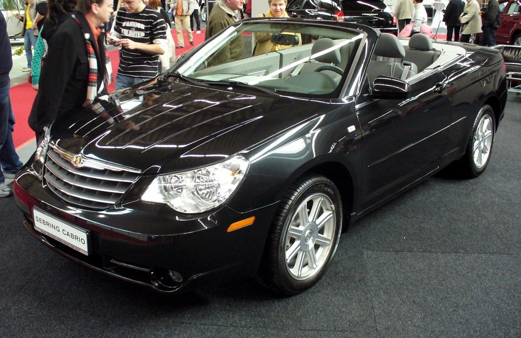 File Chrysler Sebring Cabrio Jpg