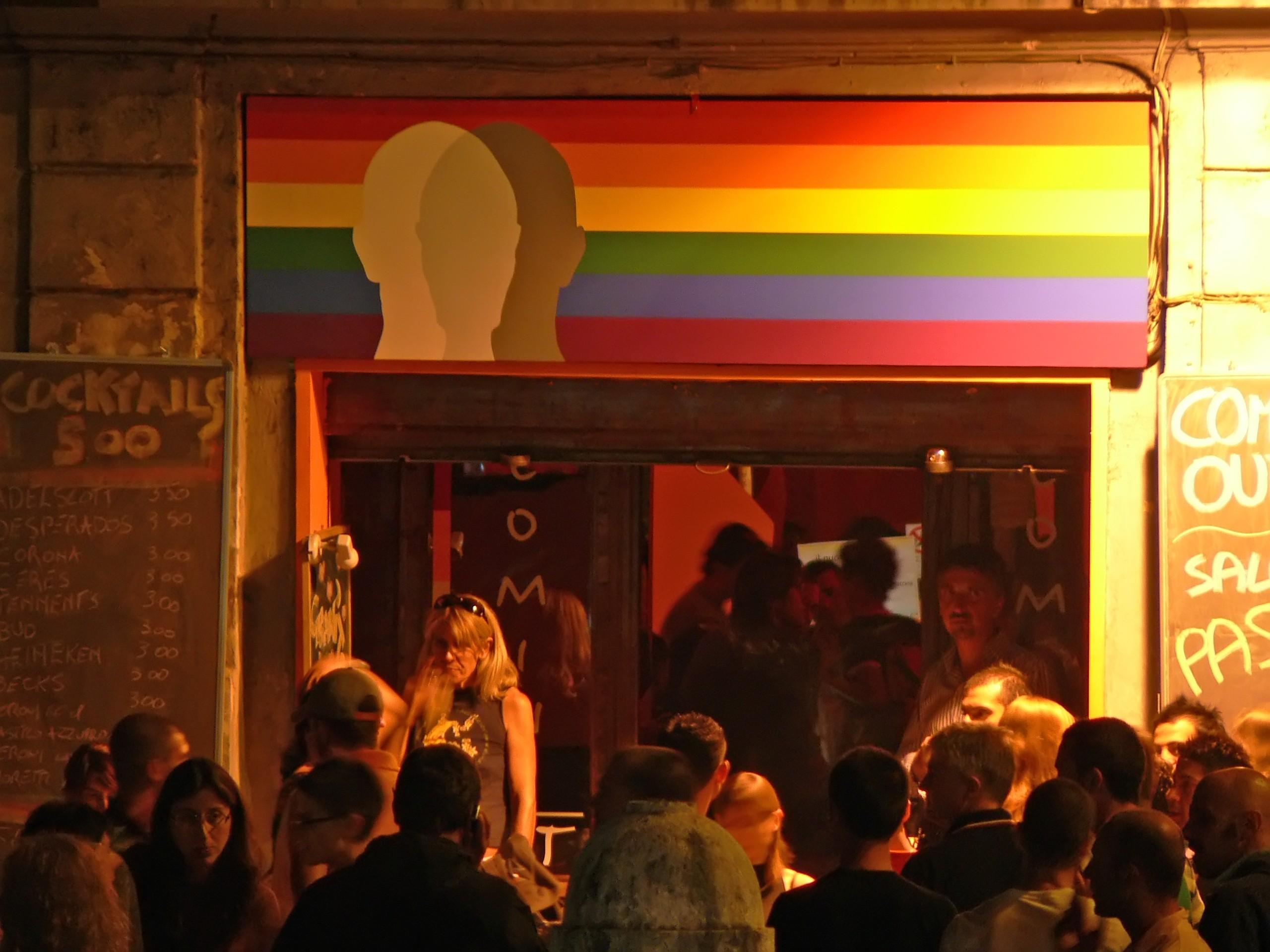 ROMA LOCALI GAY