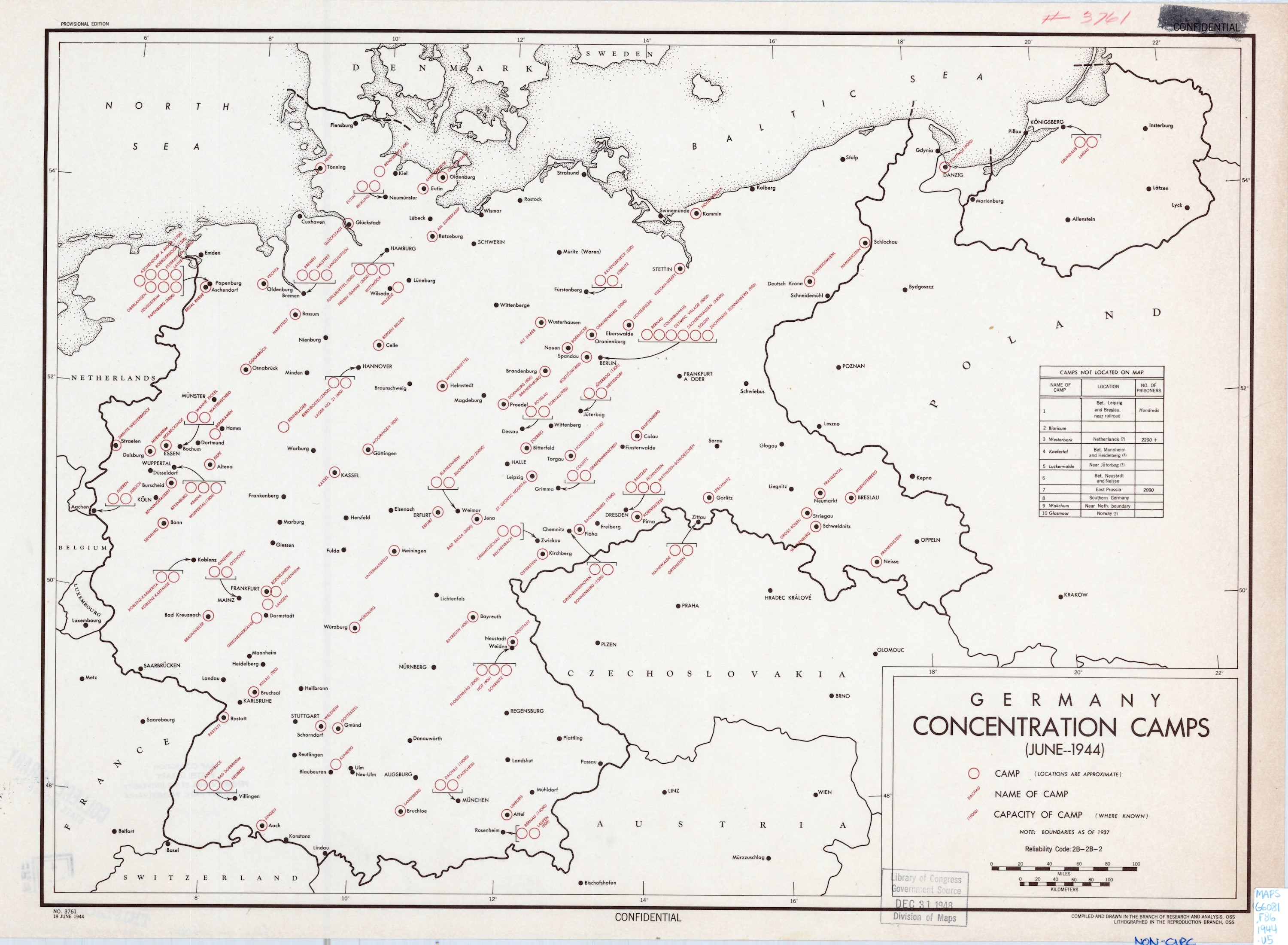File Confidential 1944 Map Of Location And Population Of German Concentration Camps Jpg