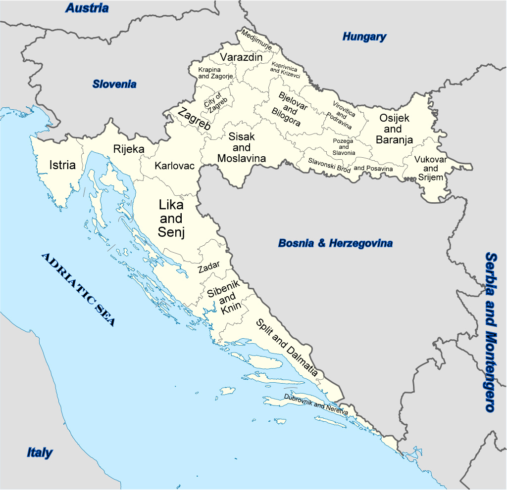 FileCroatia location map20110102jpg Wikimedia Commons