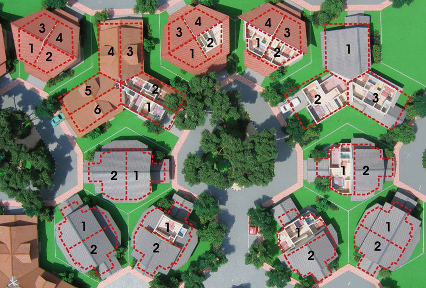 Cluster Housing Saves Open Space - Useful Community