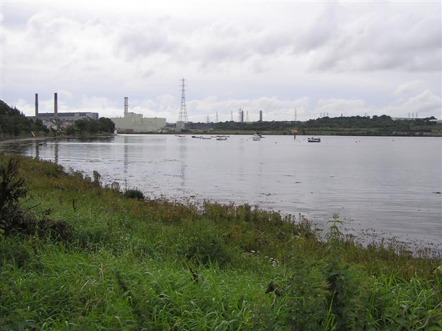 File:Culmore point - geograph.org.uk - 953319.jpg