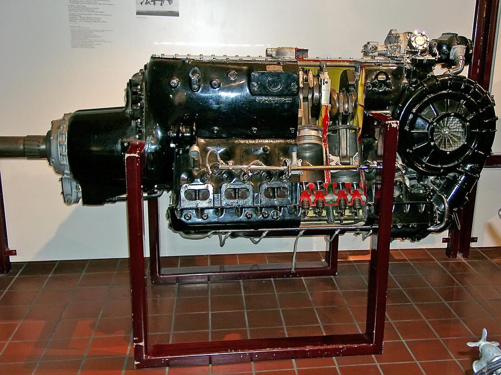 Daimler Benz Db 603 Wikipedia
