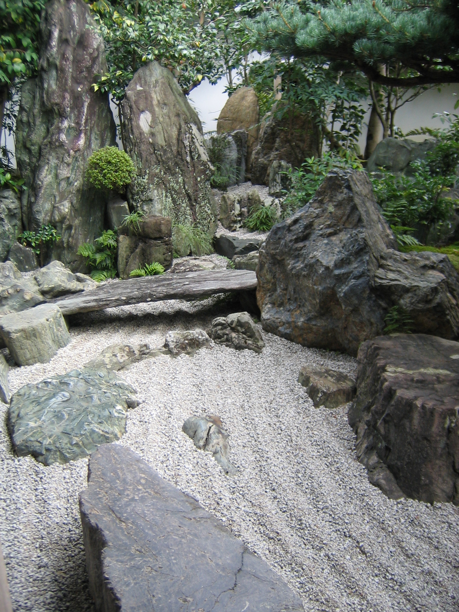 Japanese rock garden - Wikipedia