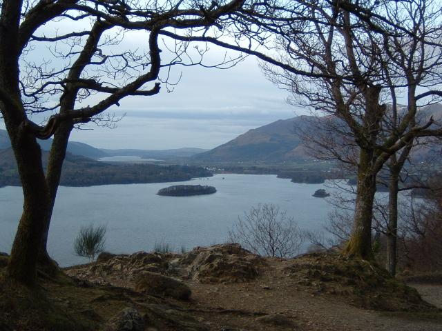 Derwent Water from Surprise View. - geograph.org.uk - 68