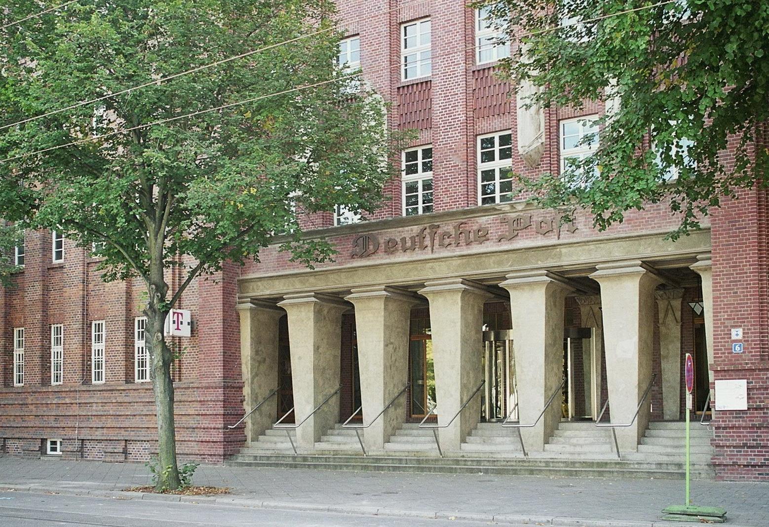 Deutsche Post (DDR) - Wikiwand