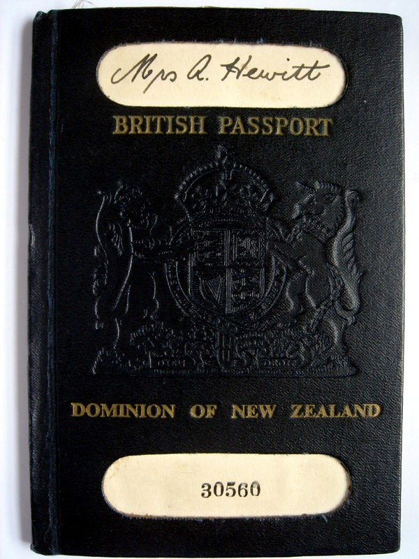 New zealand passport howlingpixel dominion of new zealand passportg ccuart Choice Image