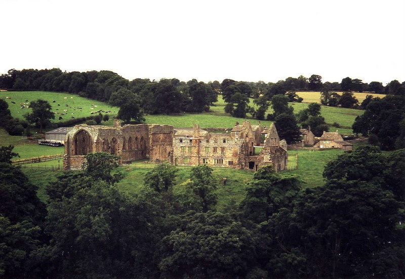 Egglestone Abbey, Co. Durham - geograph.org.uk - 1881608