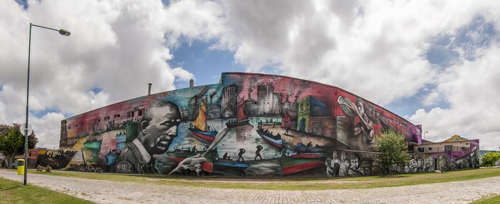 Mural wikipedia la enciclopedia libre for Definicion de pintura mural