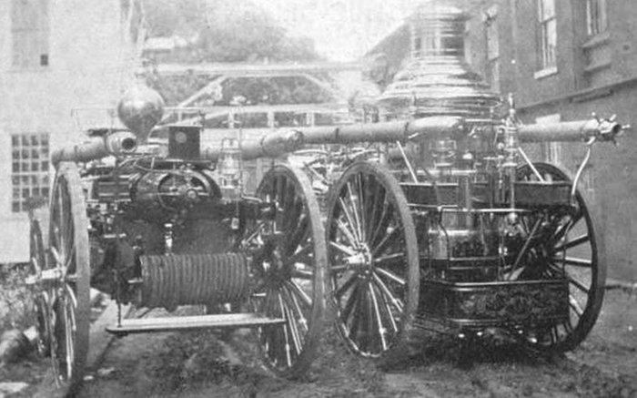 Electric Fire Engine Wikipedia