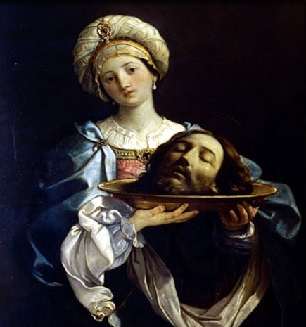 File:Elisabetta Sirani - Herodias with the Head of John the ...