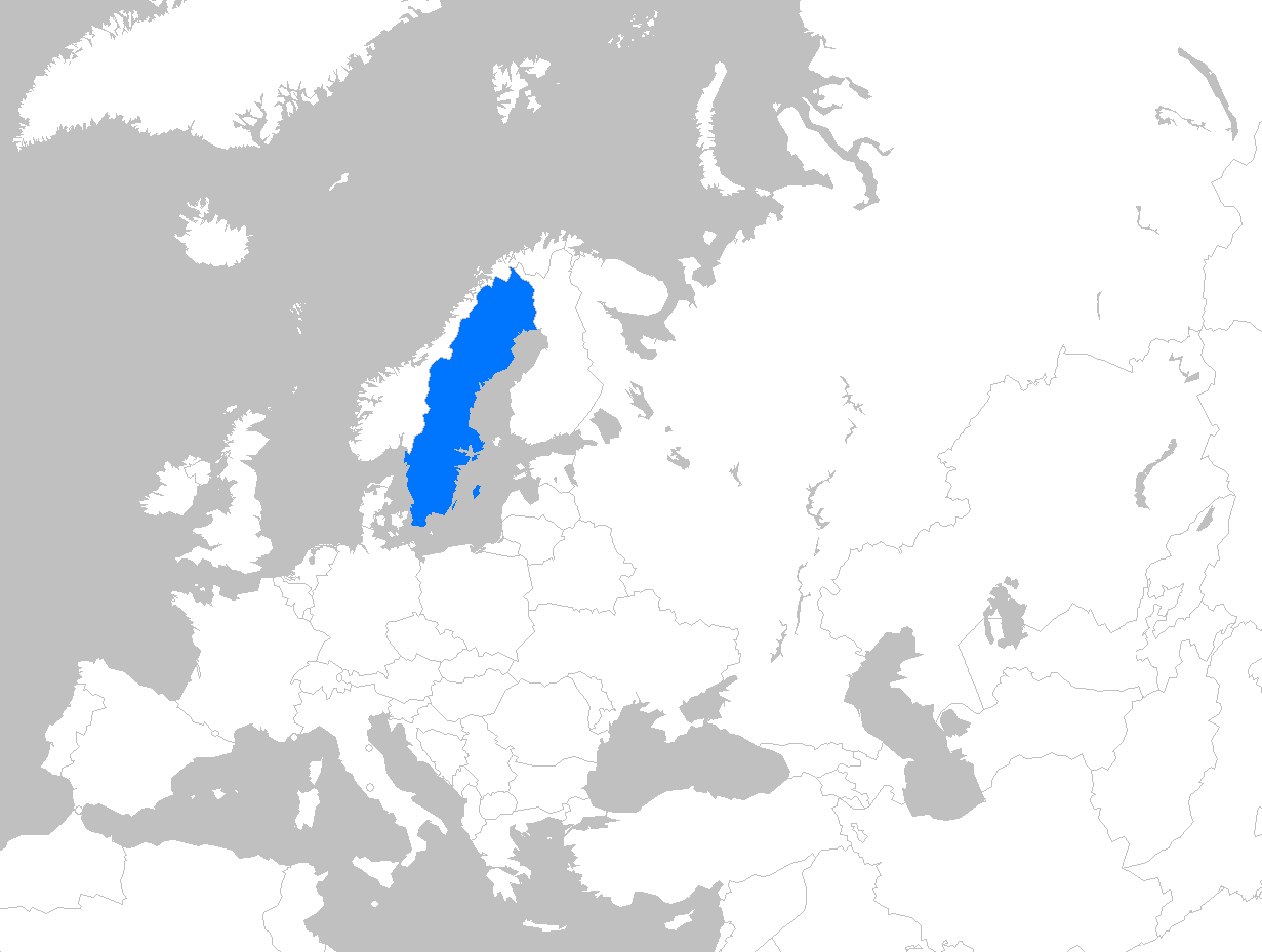 FileEurope Map Swedenpng Wikimedia Commons - Sweden map wiki