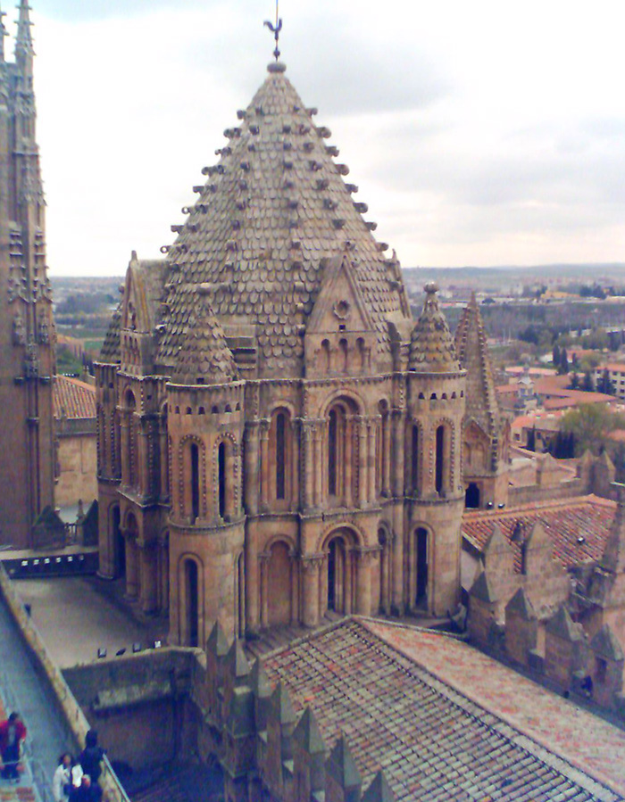 Old Cathedral of Salamanca - Wikipedia