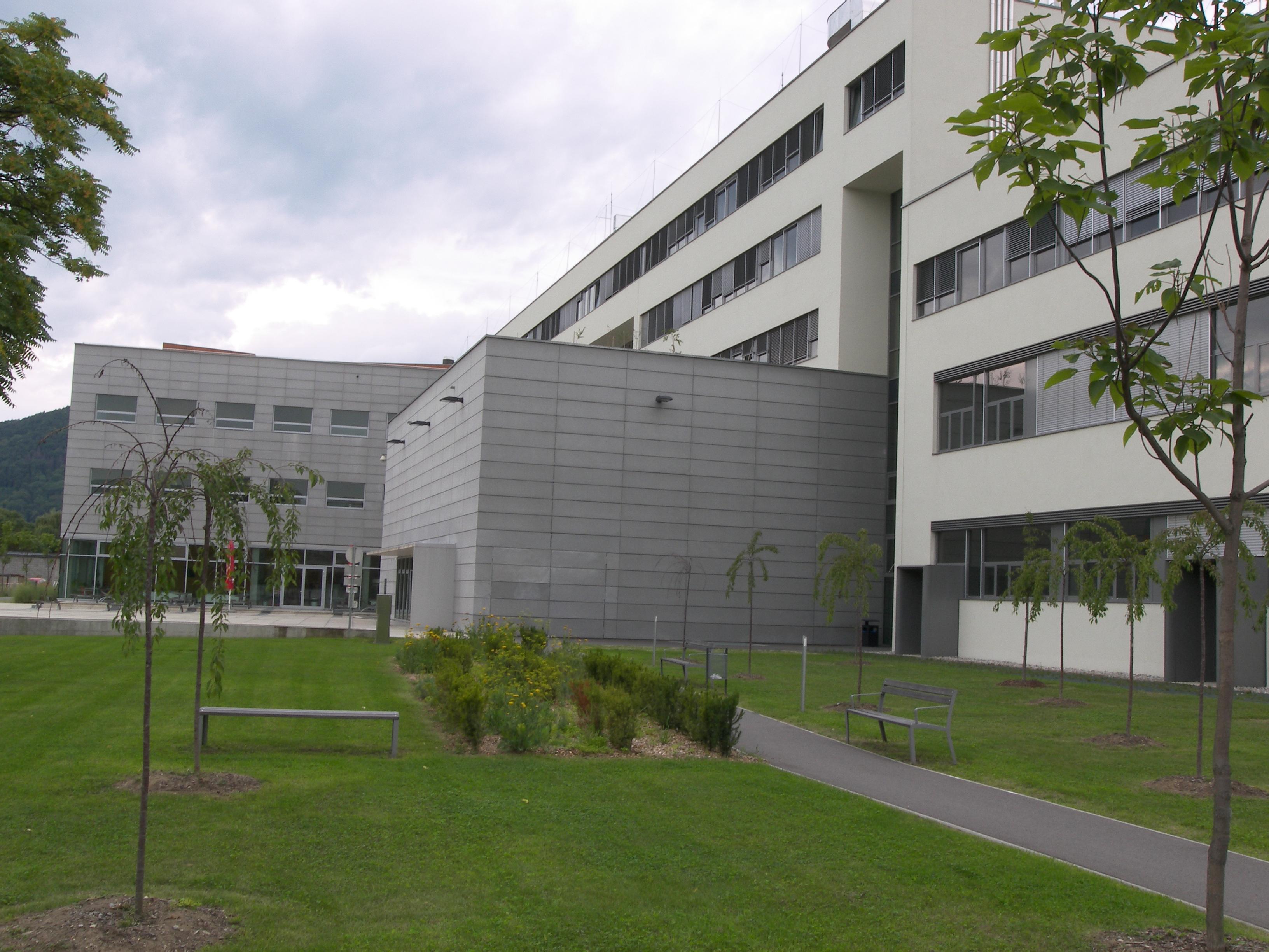 Campus der Fachhochschule Joanneum