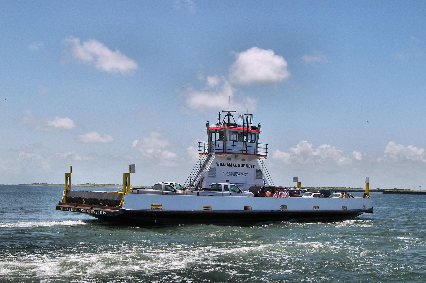File Ferry Port Aransas 2007 Jpg Wikimedia Commons