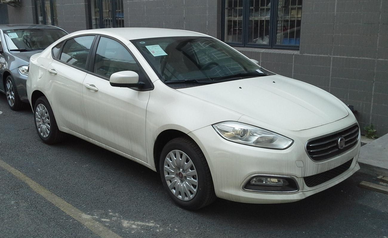 Dodge Dart Se >> Fiat Viaggio - Wikipedia, la enciclopedia libre