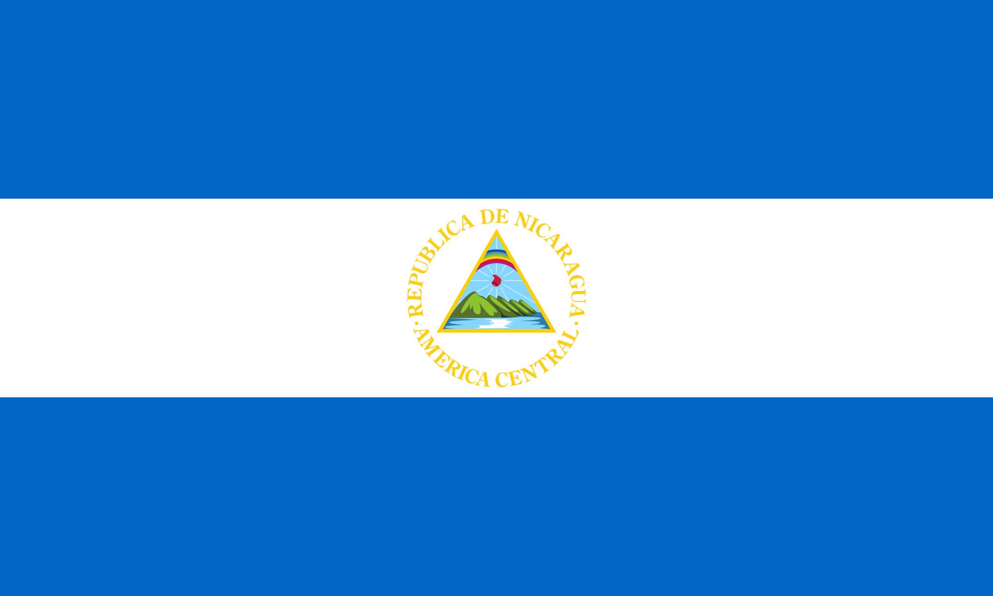 worldgeo - Nicaragua