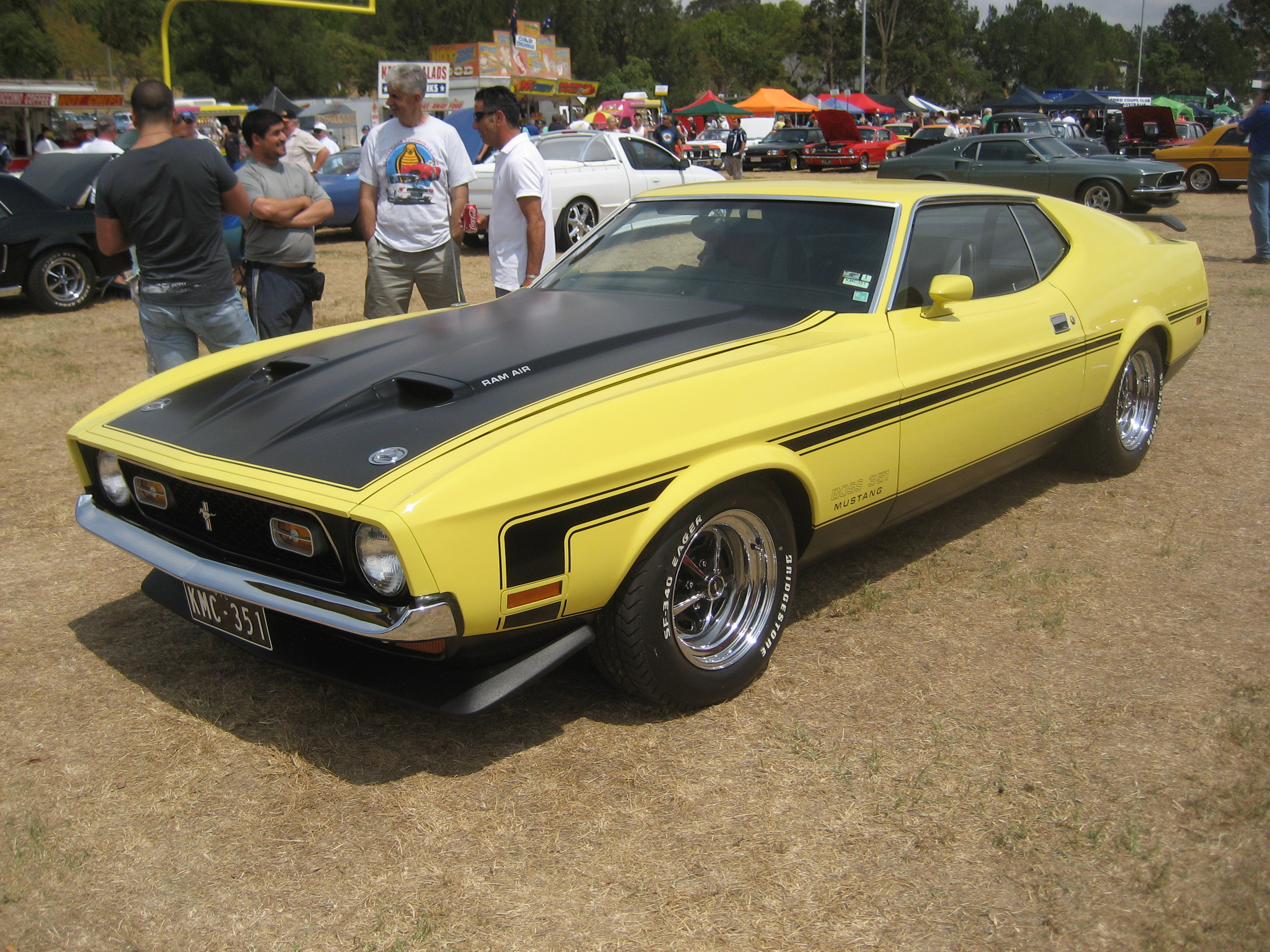 List of Synonyms and Antonyms of the Word 1971 To 1972 Boss 351