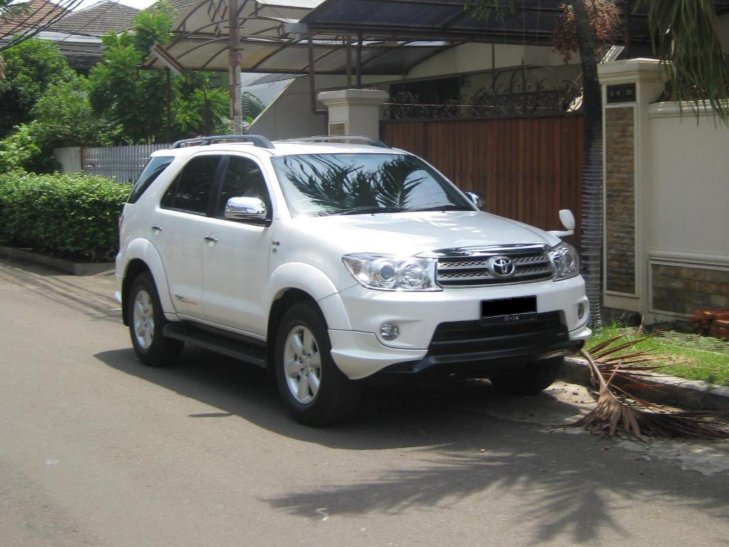 Toyota Fortuner Car Price In India