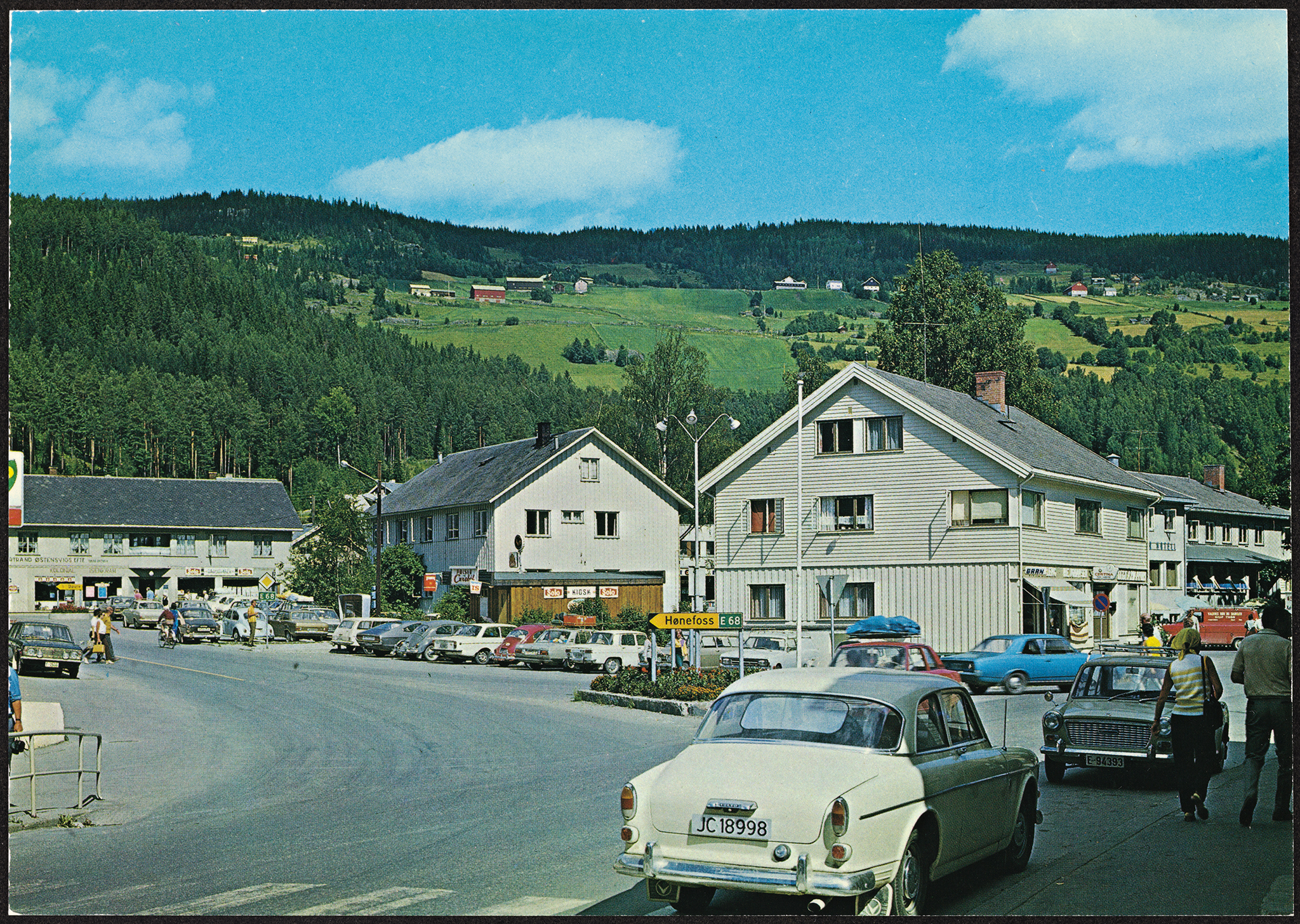 date Fagernes