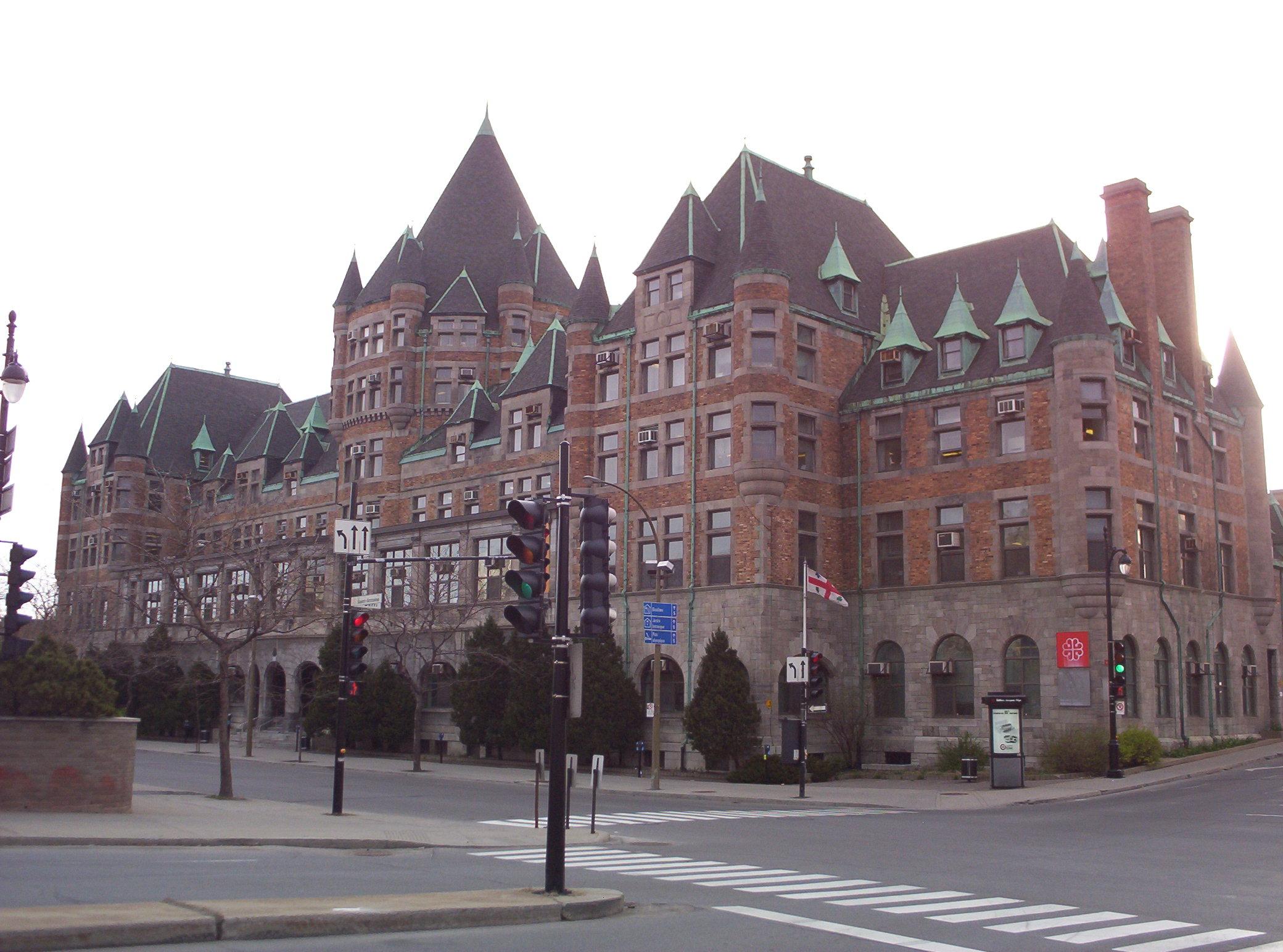 Montreal Hotel Viger