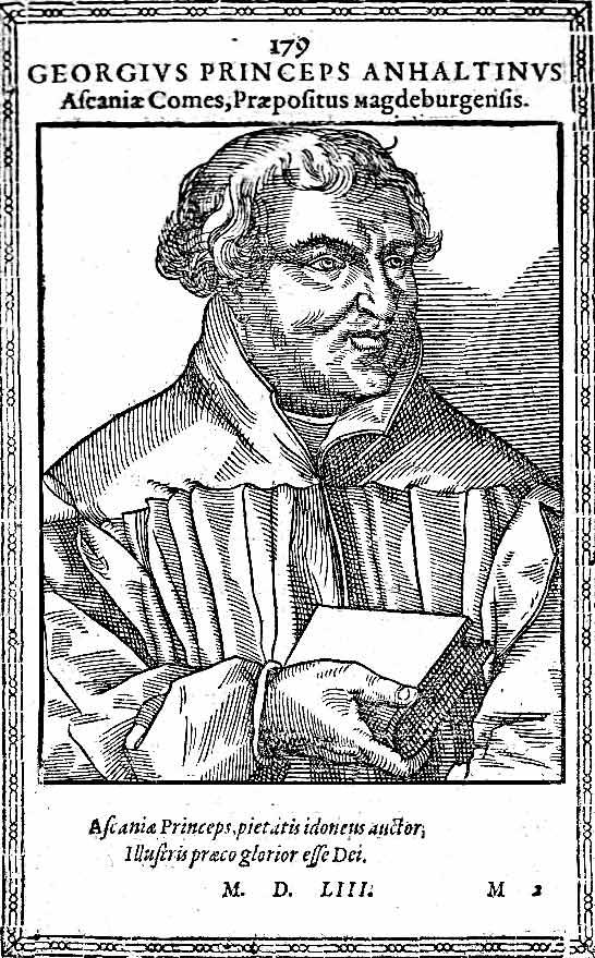 Georg III. von Anhalt-Dessau