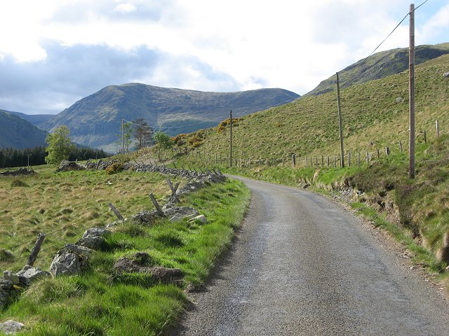 Glen Clova - geograph.org.uk - 439274