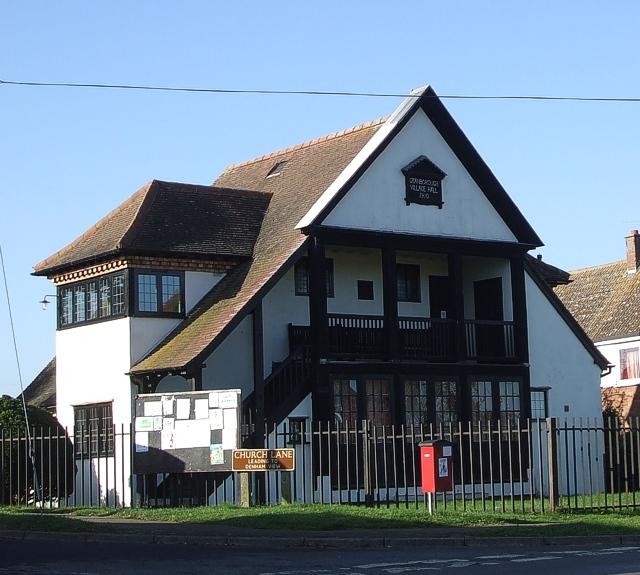 Granborough Village Hall - geograph.org.uk - 606196