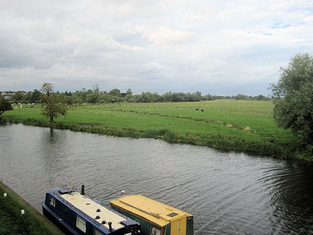 Great Ouse at Ely - geograph.org.uk - 2077302