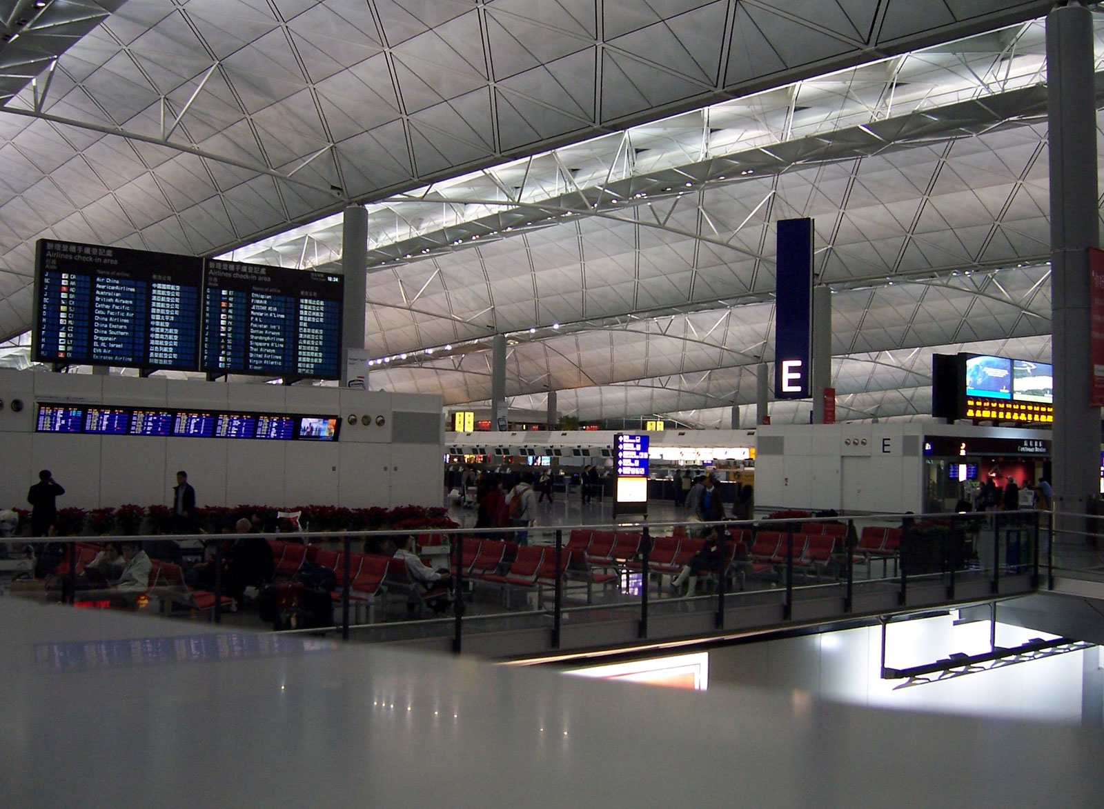 Inside International Airport, Browse Info On Inside ...