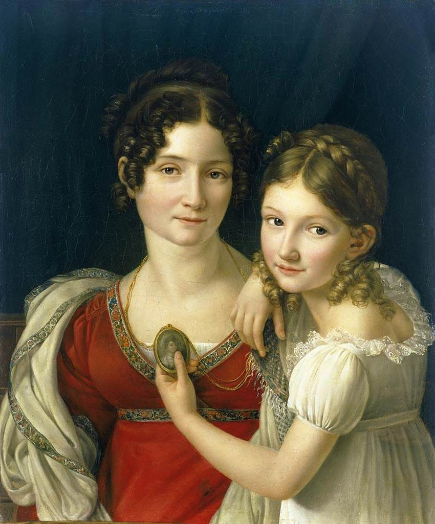 https://upload.wikimedia.org/wikipedia/commons/a/a8/Henri-Fran%C3%A7ois_Riesener_-_Mother_and_Her_Daughter_-_WGA19477.jpg