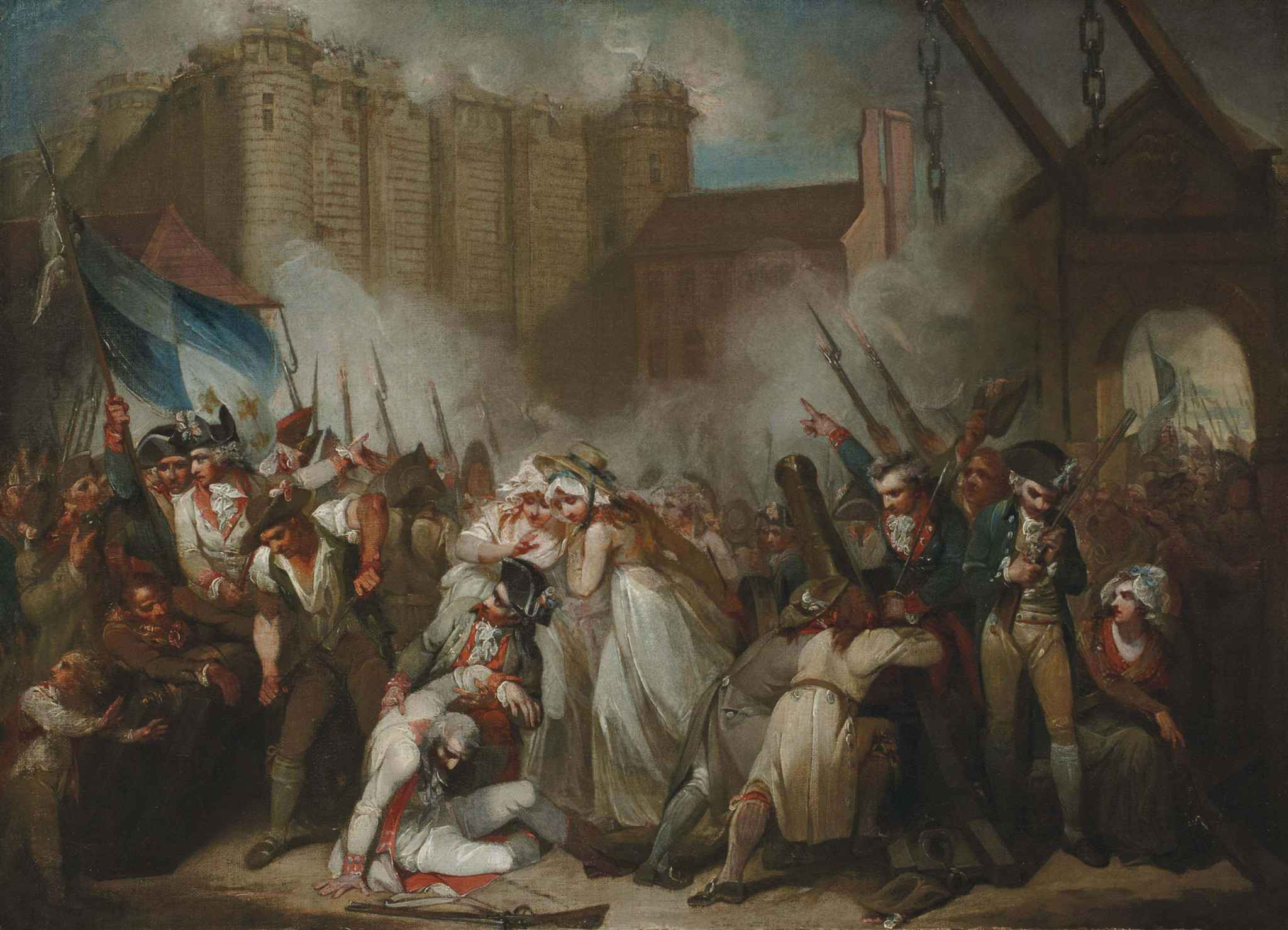 painterly pleasant french revolution - 1024×739