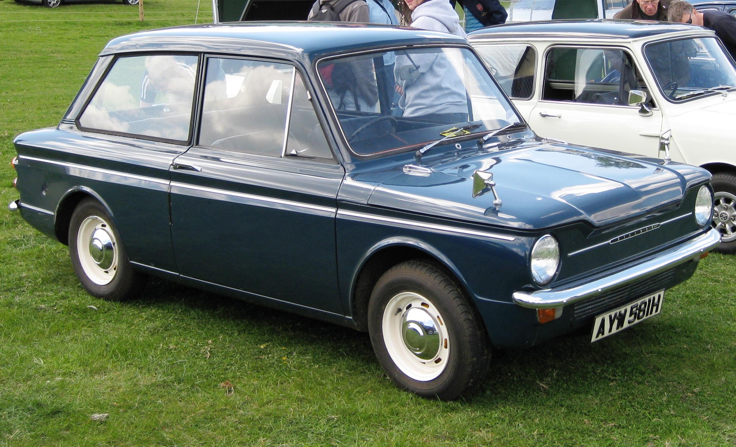 Sport Cars For Sale >> File:Hillman Imp reg 1970 875 cc.JPG - Wikimedia Commons