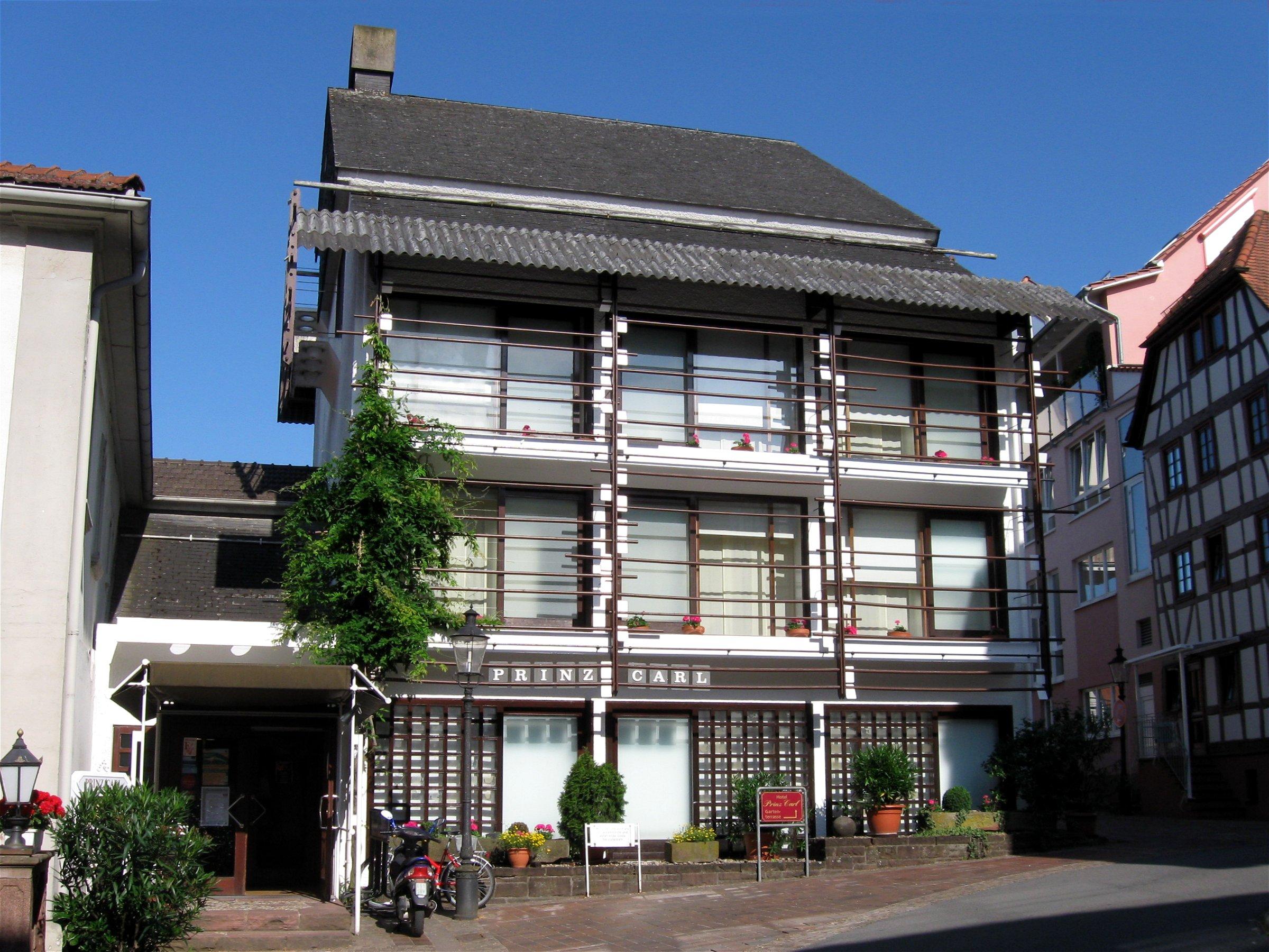 Www Hotel Carl In Buchen