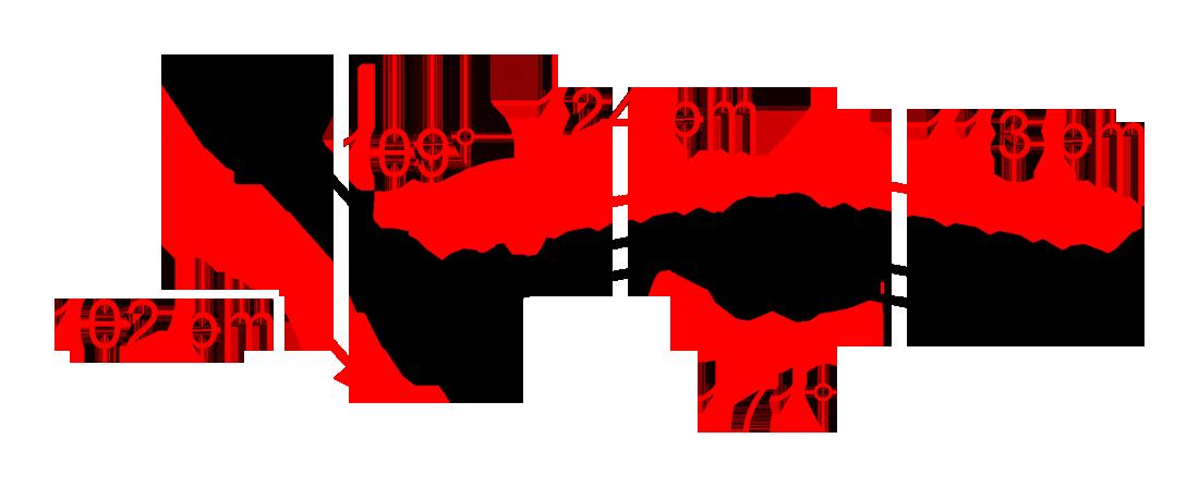 [Immagine: Hydrogen-azide-2D-dimensions.png]