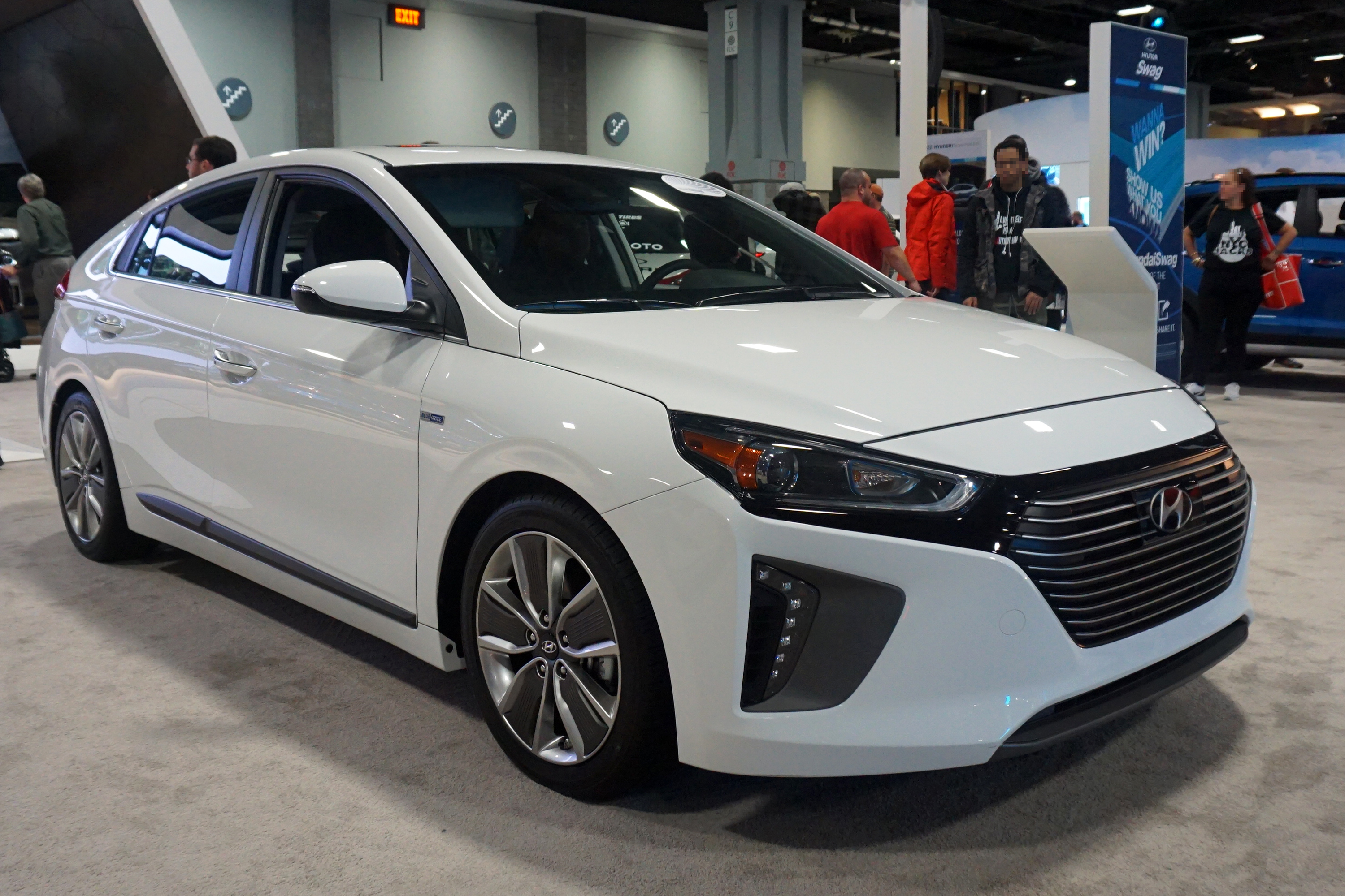 file hyundai ioniq hybrid was 2017 wikimedia commons. Black Bedroom Furniture Sets. Home Design Ideas