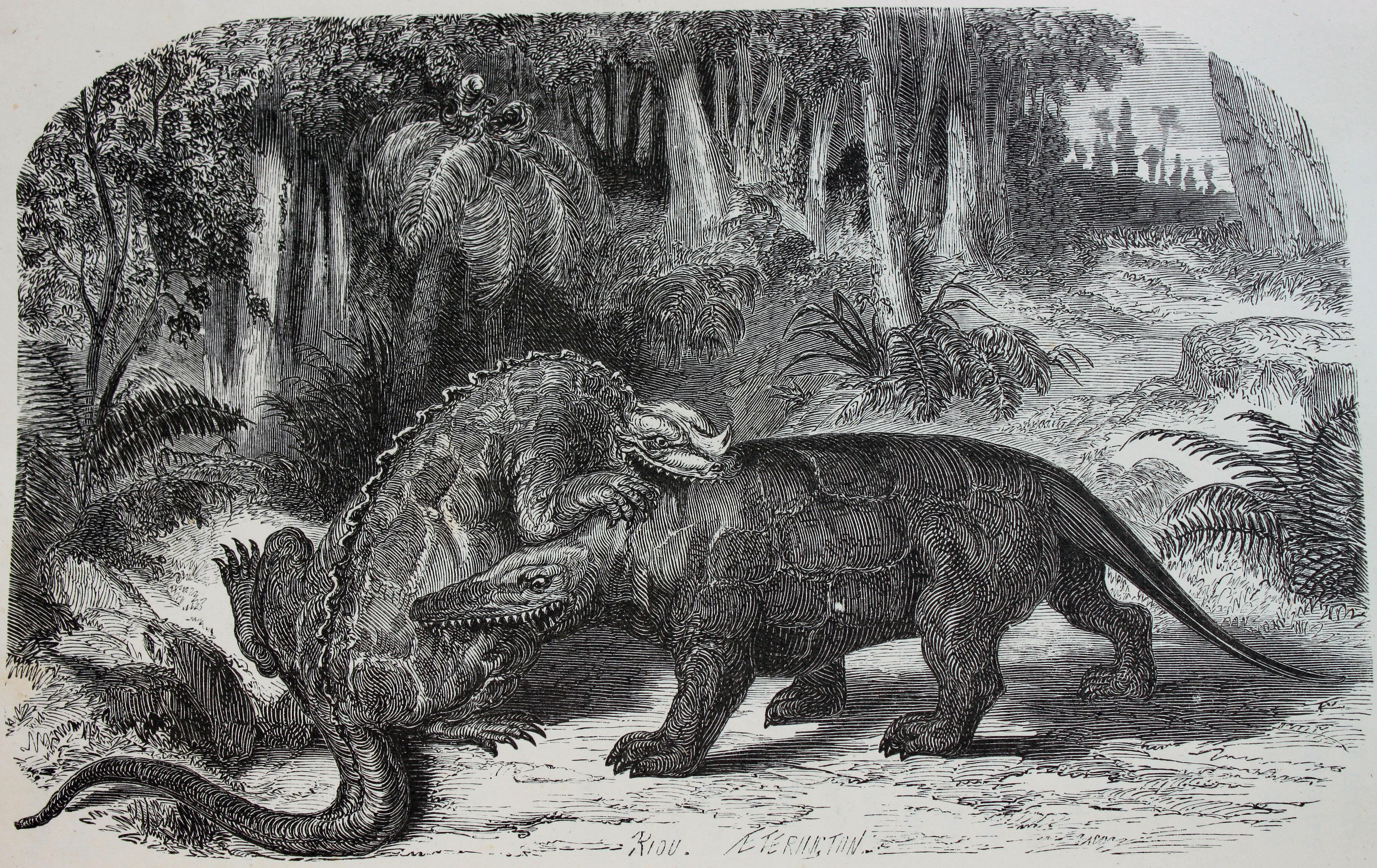 megalosaurus wikiwand